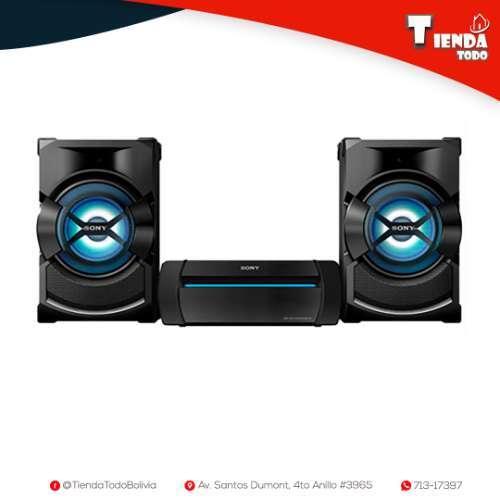 Equipo De Sonido Shake Sony A Crédito