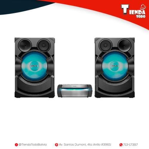 Equipo De Sonido Sony Shake E-x70 A Cré
