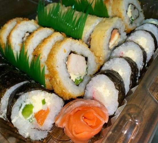 Sushi Combo Umami