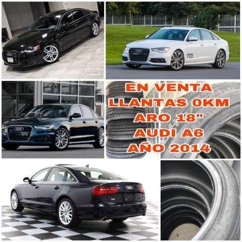 Llantas 245/45r18-para Audi A6-venta-0km