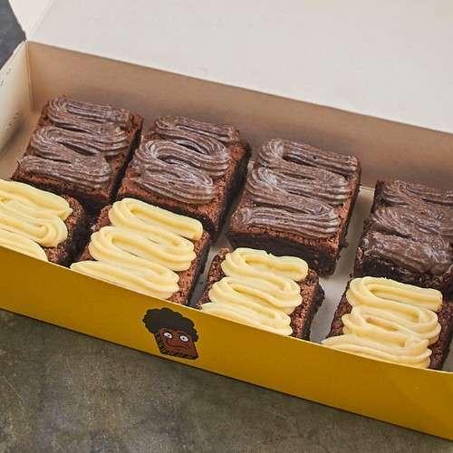 Brownies Pack Mitad/mitad