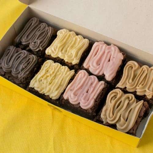 Brownies Pack 2 Sabores