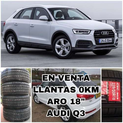Venta Llantas Para Audi Q3---aro 18---23