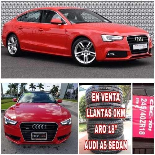 Venta Llantas Para Audi A5 Sedan---aro 1
