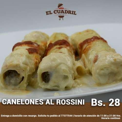Canelones Al Rossini