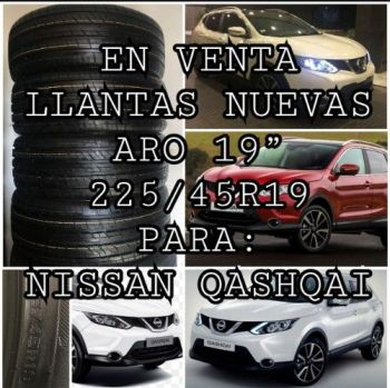 En Venta Llantas Nuevas !!!aro 19´-----
