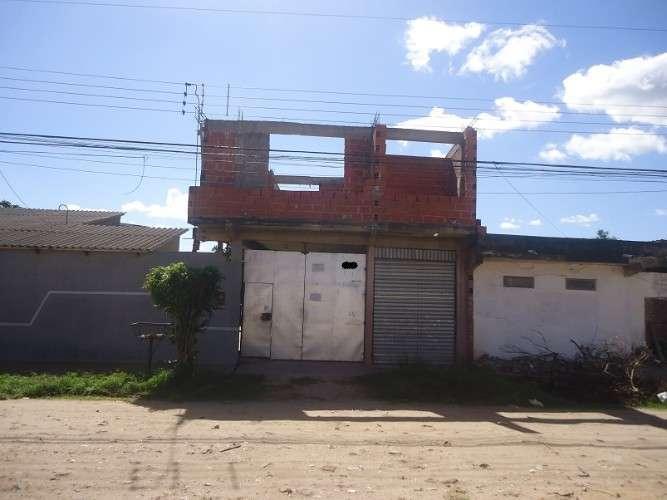 Casa En Venta Con Buena ConstrucciÓn
