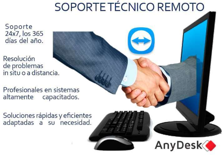 Servicio Tecnico Remoto