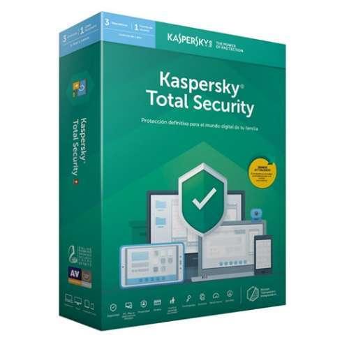 Licencia Por Un AÑo De Antivirus Kasper