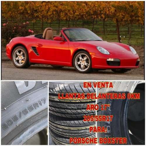 Venta Llantas Para Porsche