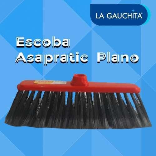 Escoba Asapratic Plano La Gauchita