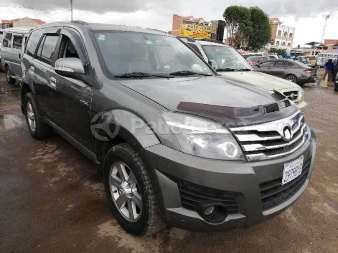 Great Wall Haval H3 Modelo 2013