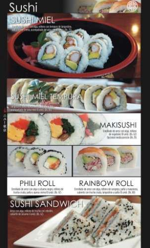 New Tokyo  Restaurante Japonés - Sushi