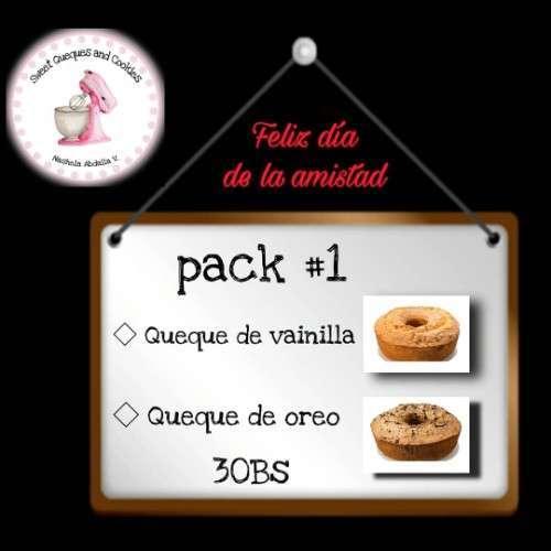 Pack  De La Amistad #1