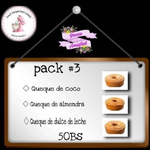 Pack De La Amistad #3