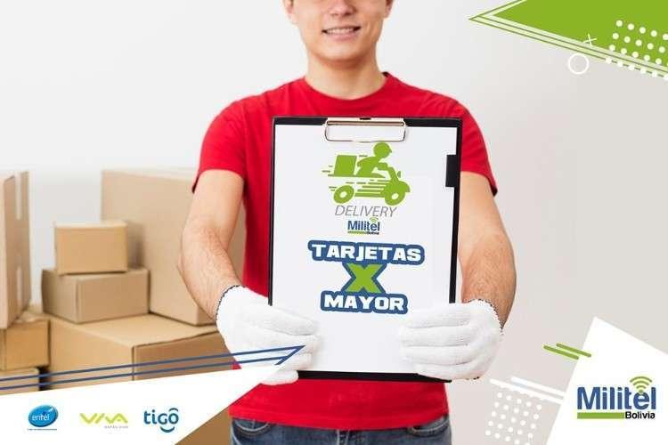 Tarjetas Telefonicas Por Mayor