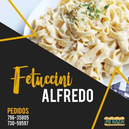 Fetuccini Alfredo