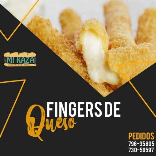 Fingers De Queso