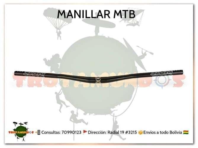 Manillar Mtb