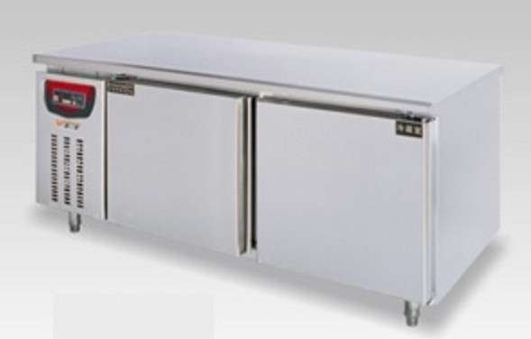 Mesa Refrigerada 2 Puertas Sllz4-j420fd