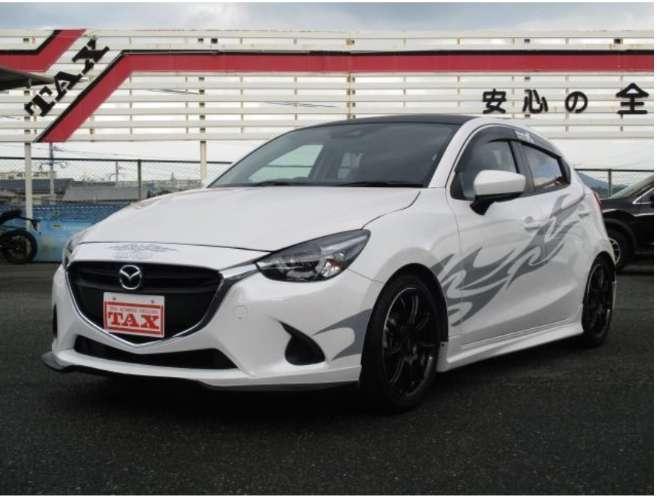 Mazda Demio, El Auto Para Tus Aventuras.
