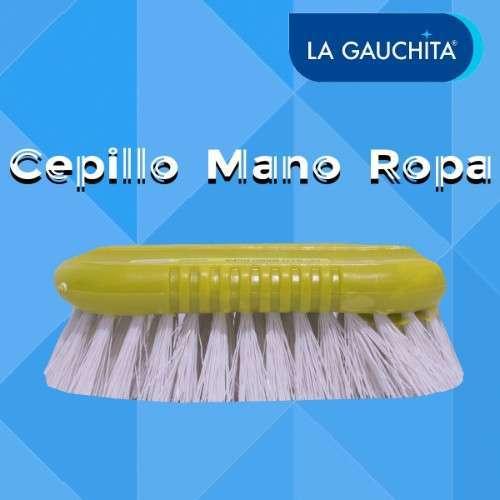 Cepillo Mano Ropa La Gauchita