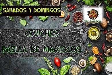 Restaurant Delivery De Ceviches , Sopas