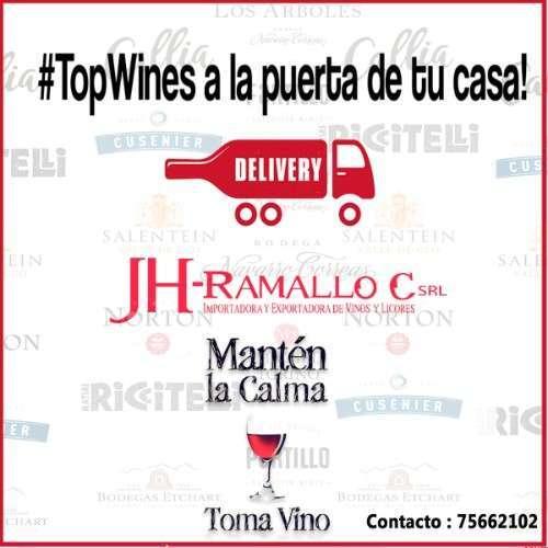 Jh Ramallo Importadora De Vinos, Licores