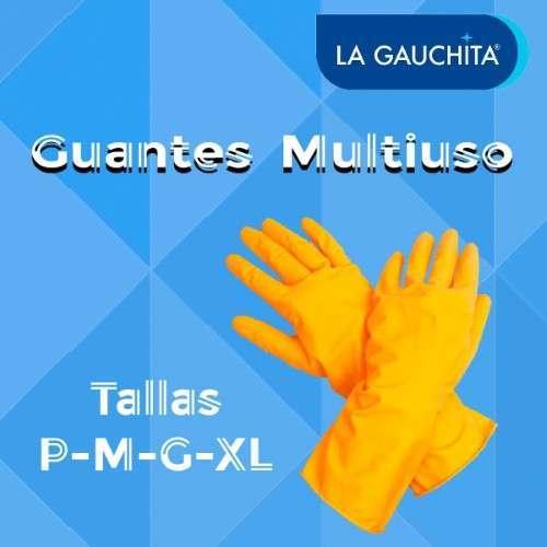 Guantes De Latex La Gauchita