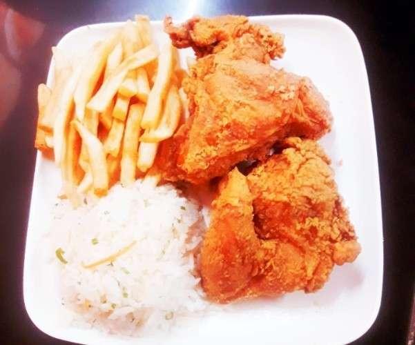 Delicioso Pollo A La Broastred