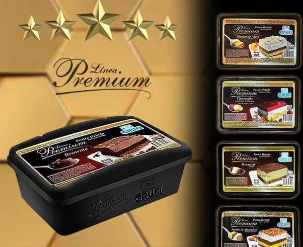 Helados Crufi - Linea Premium