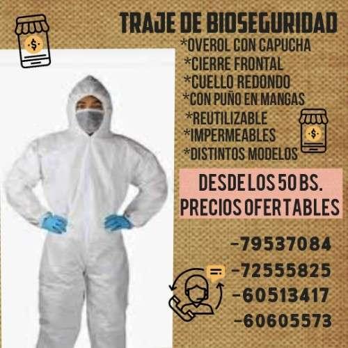 Trajes De Bio-seguridad
