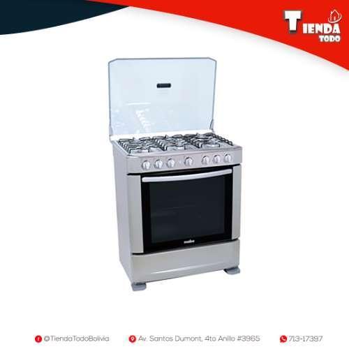 Cocina Mabe 6 Hornillas En Cuotas