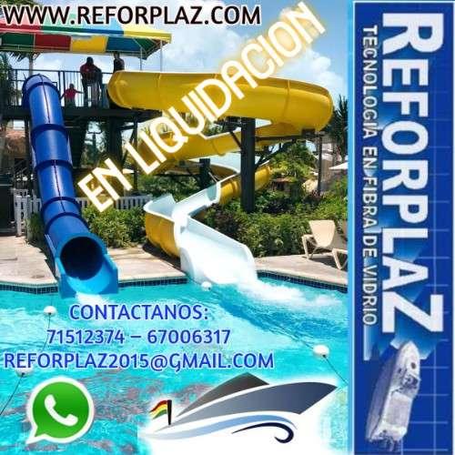 Realizamos parques infantiles, balnearios, y tanques industriales.1109808668