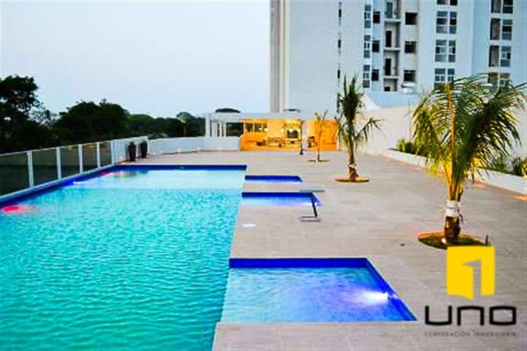 Departamento de 3 dormitorios en alquiler en edificio atlantis7461577