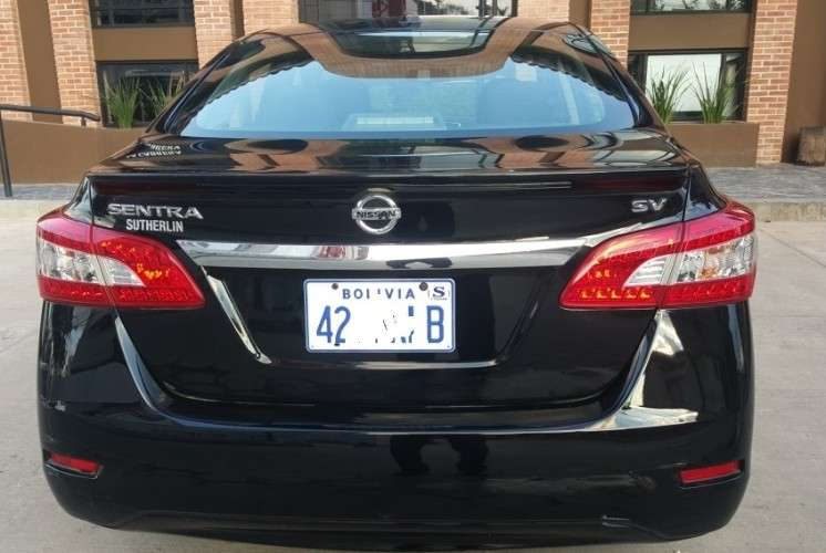Nissan sentra sv 20151748599054