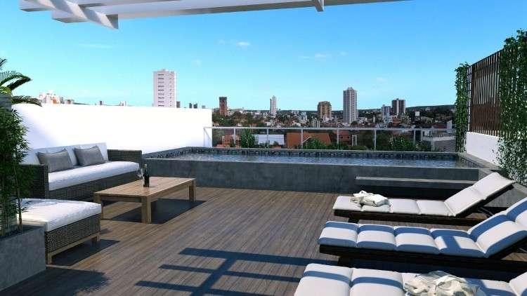 Departamento en pre-venta de 1 dormitorio tipo duplex, edificio gold2000333094