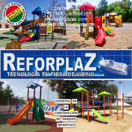 Expertos en la construccion de parques infantiles1363481763