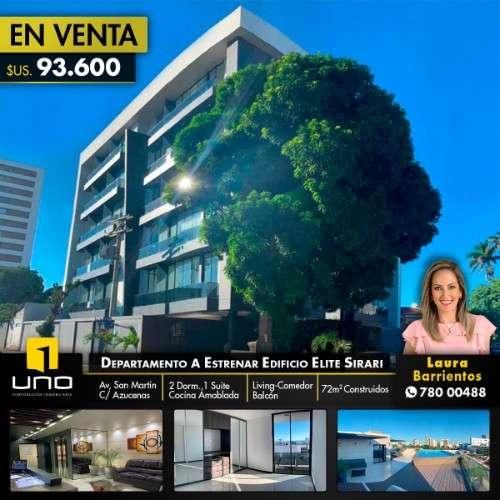 Lujoso departamento de 2 dormitorios en venta, en elite sirari220286776
