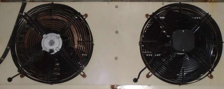 Camara de refrigeracion 3,5 x 2,2 x 5,3, baja -20 grados431801188