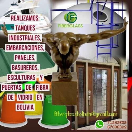 Fabricamos, balnearios, canoas, esculturas, pisos, baños de  fibra de vidrio1988394351