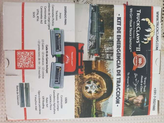 Kit de emergencia de traccion302187705