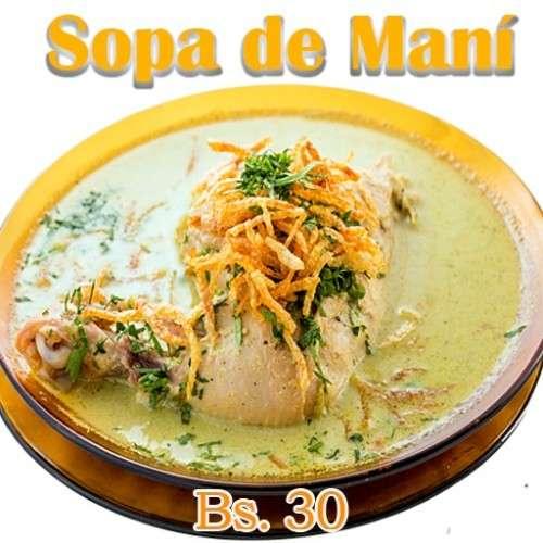 Sopa de mani - rincon vallegrandino765211971