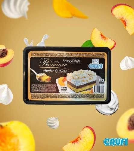 Premium - postre helado manjar de nieve102596472