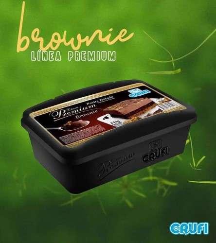 Premium - postre helado - brownie 1269824544