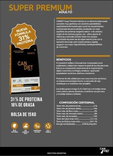 Alimento premium y super premium para perros920612594