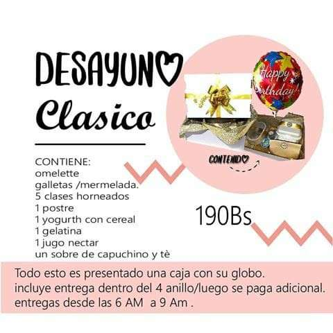 Desayunos  candy store sc1288874995