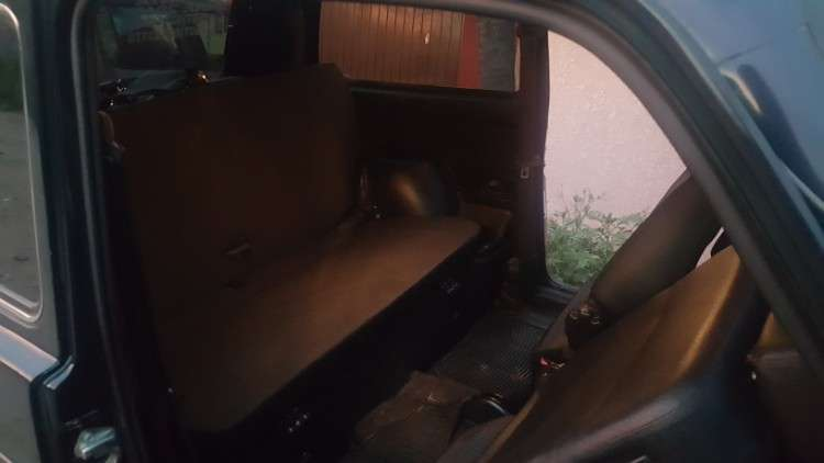 Lada niva (jeep) en venta por traslado al extranjero1294629587