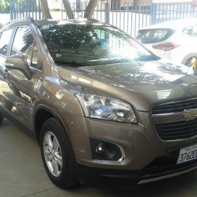 Chevrolet Tracker Lt Cafe Ifarb (2)